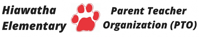 Hiawatha Elementary PTO Logo